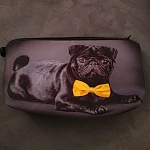Other - NEW - Bag - black pug